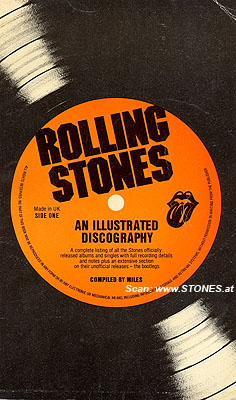 Rolling Stones Discographies