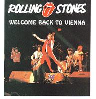 Stones At 1973 European Tour