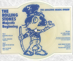 Stones At The Rolling Stones Picture Discs